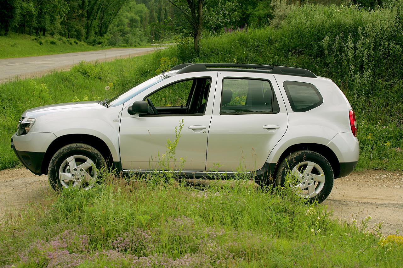 Renault Duster Cтрана производитель