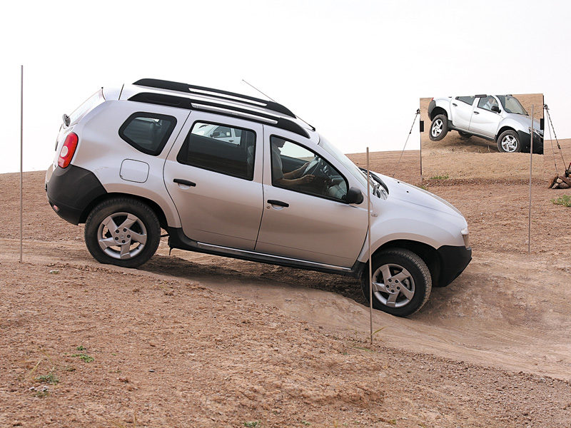 renault duster 4x4 автомат