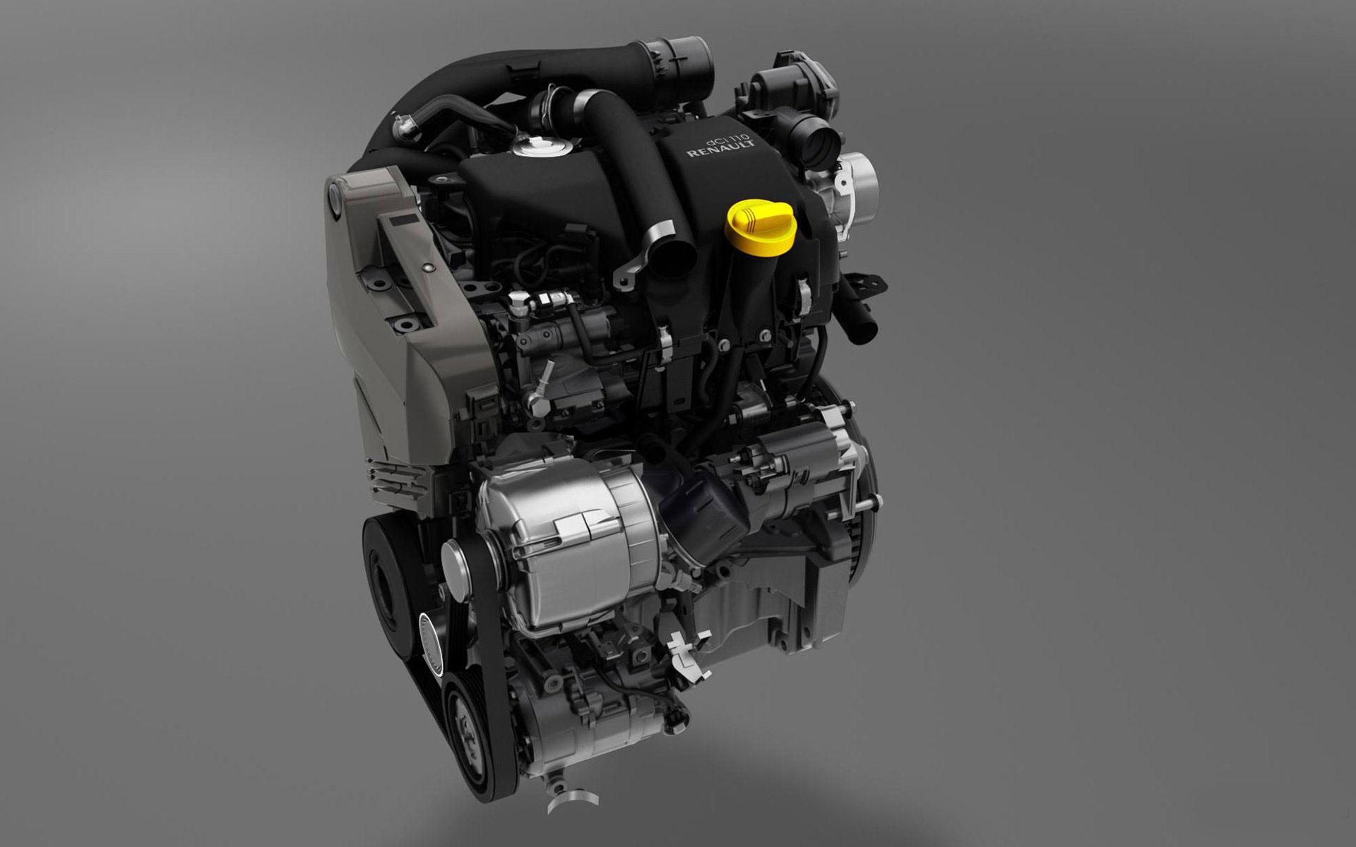 Рено Дастер моторесурс двигателя
