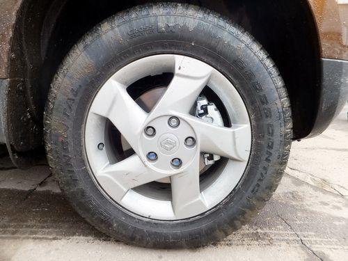 размер шин на рено дастер
