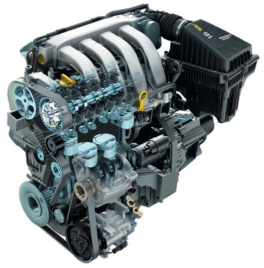 где собирают двигатель Рено Дастер
