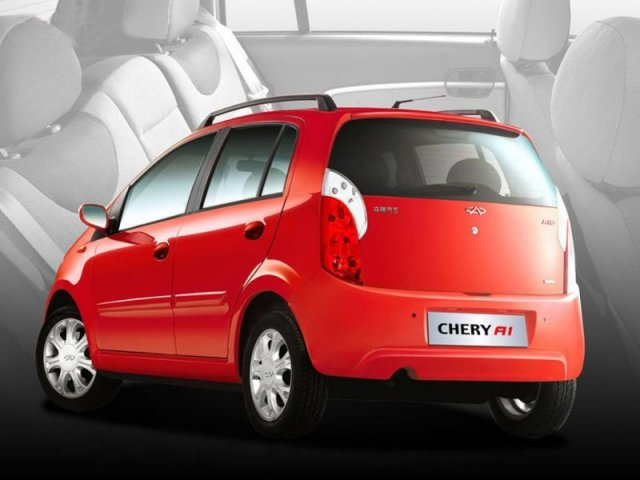 Chery_Kimo_Hatchback 5 door_2007