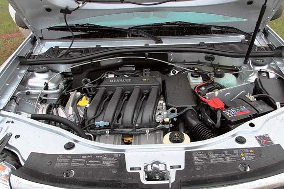 объем двигателя рено дастер