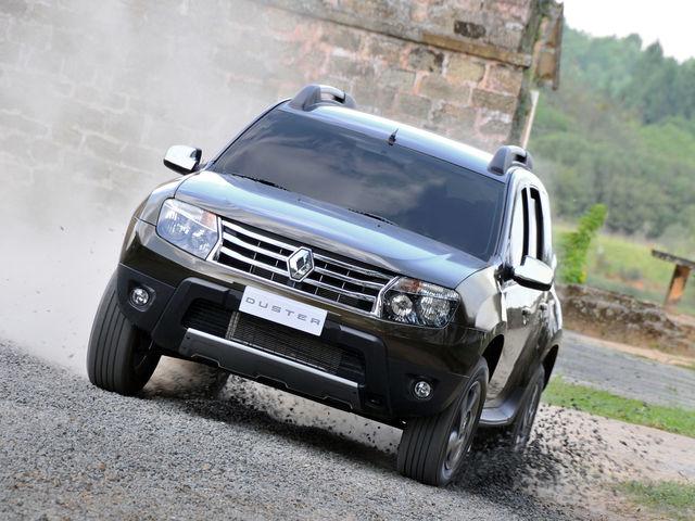 Renault Duster АКПП отзывы