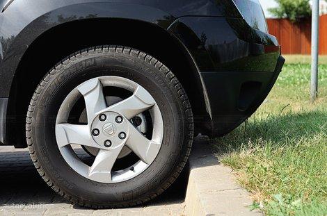 размер колесных дисков Рено Дастер