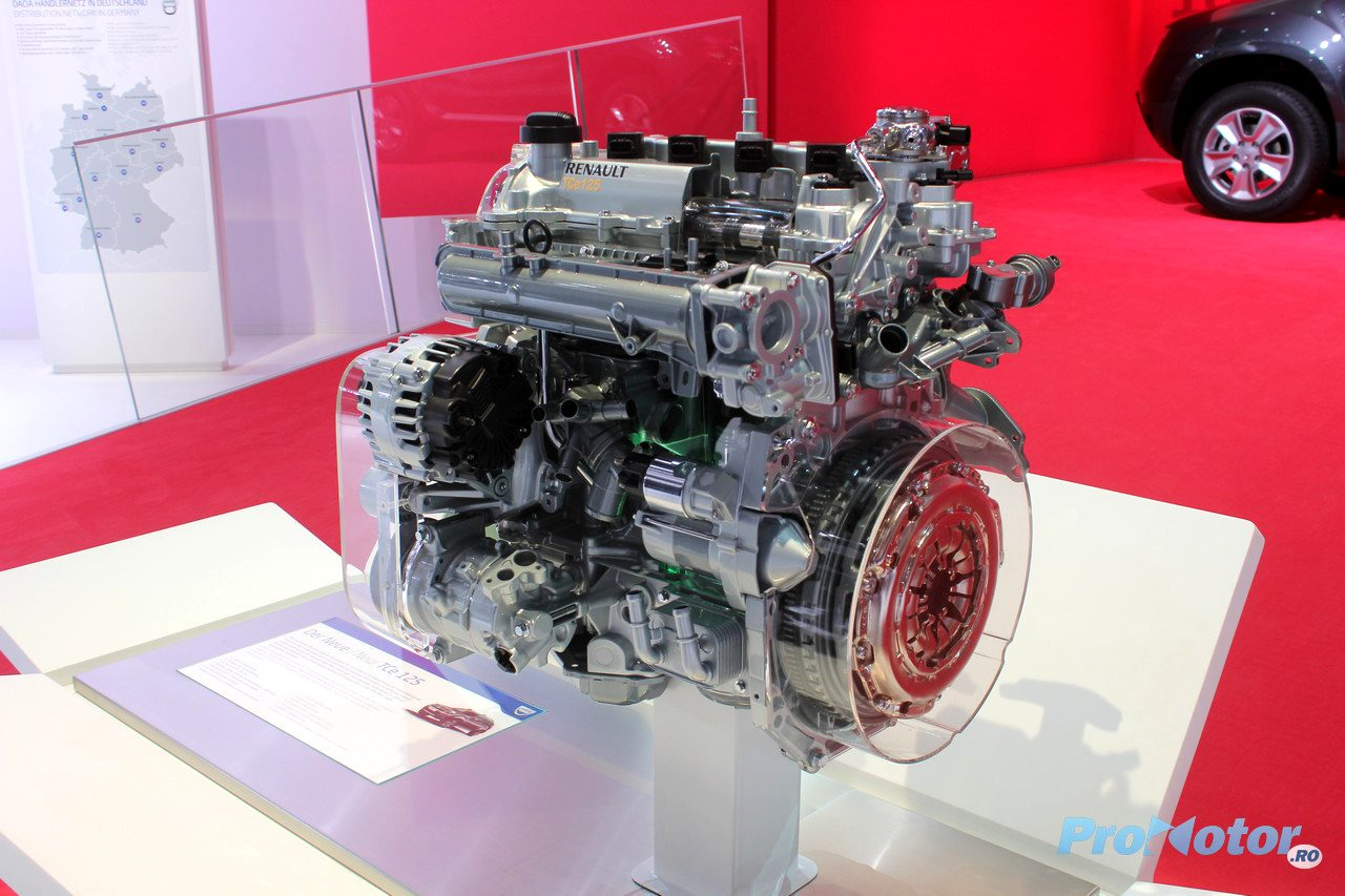 Двигатель Рено Дастер 2014
