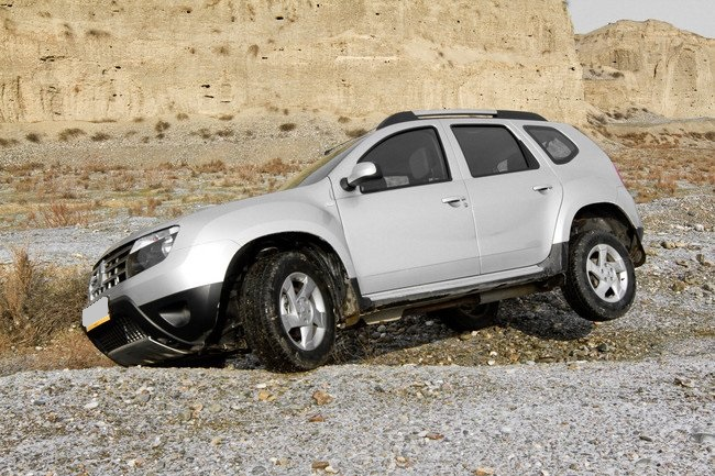 Renault Duster видео обзор