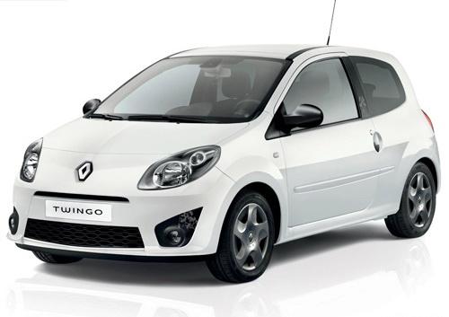 Новый Рено Твинго. Renault Twingo